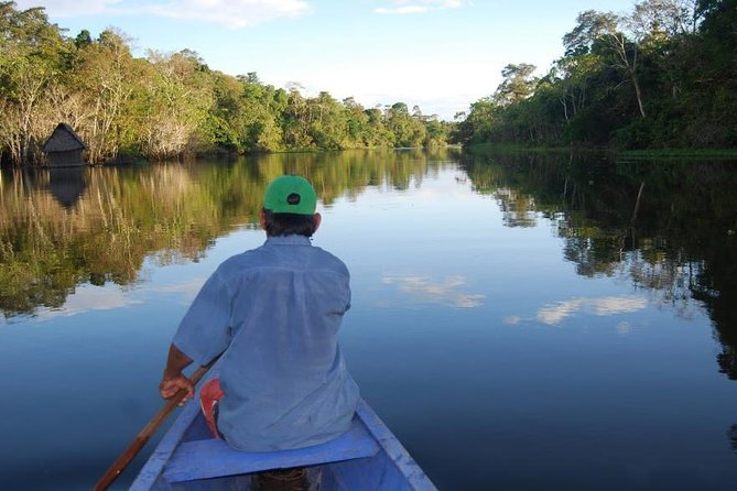 Amazon Jungle 4-Day Adventure from Iquitos