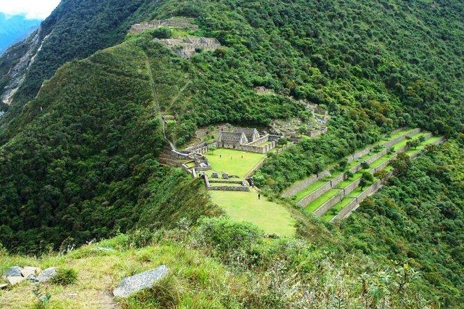 8-Day Choquequirao Trek to Machu Picchu