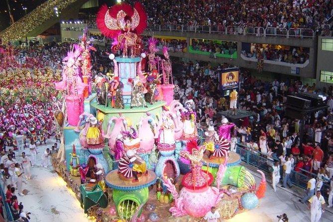 Rio de Janeiro 6-Day Carnival Tour
