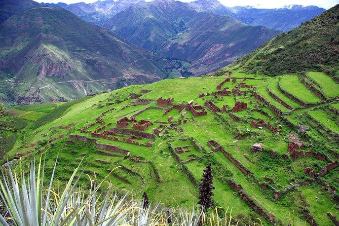 Sacred Valley Full Day Trekking Tour from Cusco