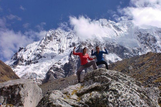 4-Day Salkantay Trek to Machu Picchu