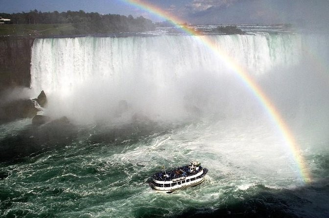 2-Day Niagara Falls Experience from NYC