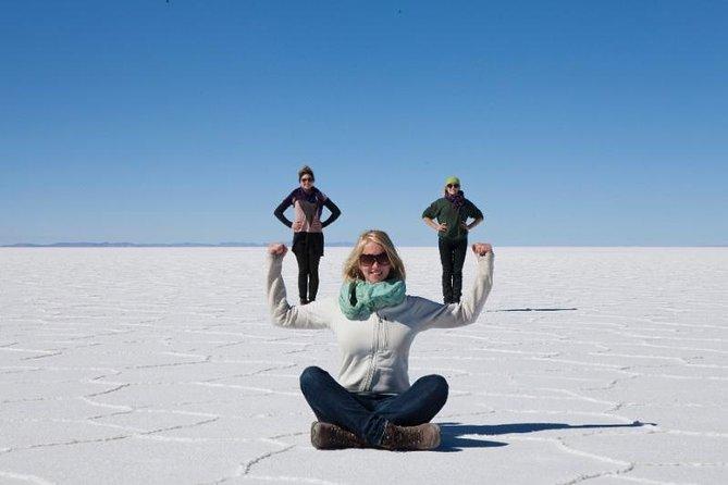 4 dias de Salt Flats Uyuni e Desert Adventure de San Pedro de Atacama