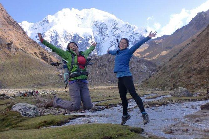 Salkantay 5-Day Trek To Machu Picchu