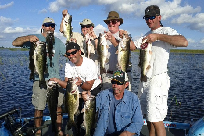 8-hour Butler Chain of Lakes Fishing Trip Near Orlando photo 6
