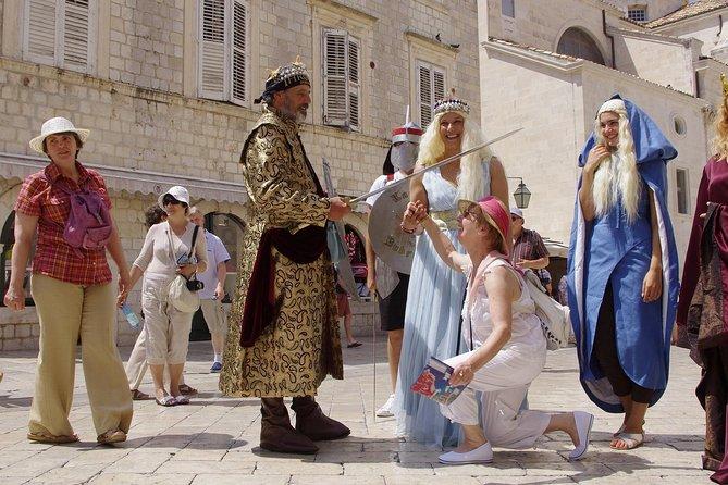 Excursão Game of Thrones com cruzeiro Karaka e excursão a pé por Dubrovnik