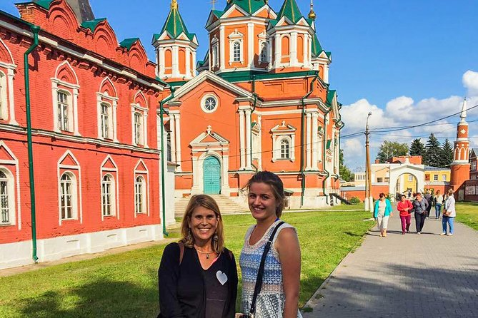 Private Tour: Trip to Sergiev Posad from Moscow