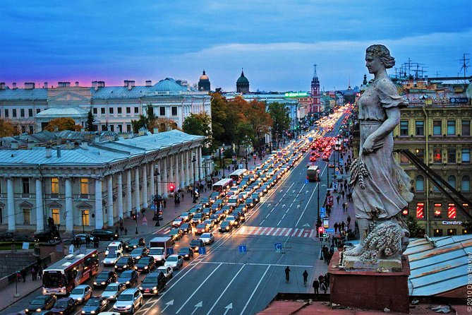 2 Days in St Petersburg with Private Expert Guide