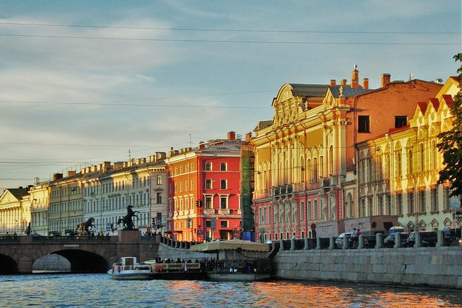 Private St. Petersburg City Tour - All Must See Sites with Friendly Local Guide