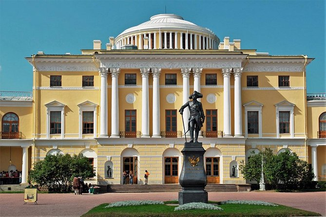 Skip-the-Line: Private Tour to Pavlovsk Palace and Park from St Petersburg