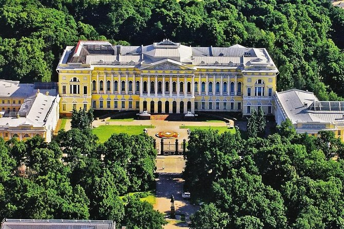 State Russian Museum - Private Tour with Skip-The-Line Tickets
