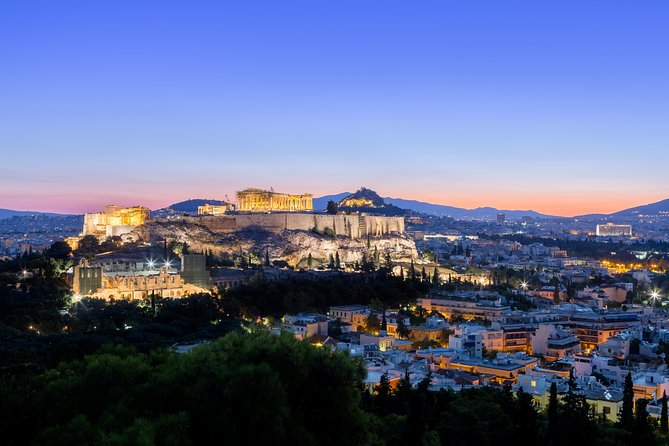 Athens Photography Tour