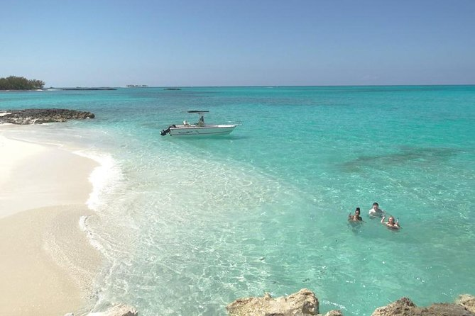 Small-Group Boat Charter with Snorkeling in Nassau