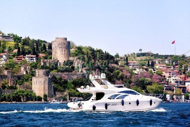 2-Hour Bosphorus Yacht Cruise with Transfers photo 11