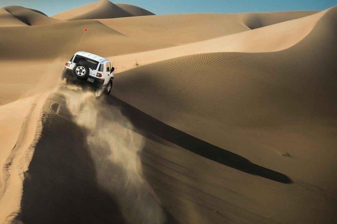 Dubai Ultimate Desert Safari- Red Dunes Bashing and Jeep off Road Driving