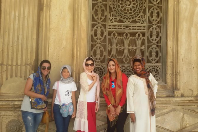 Medieval Cairo Tour Islamic and Coptic Sightseeing with Guide & Lunch Included