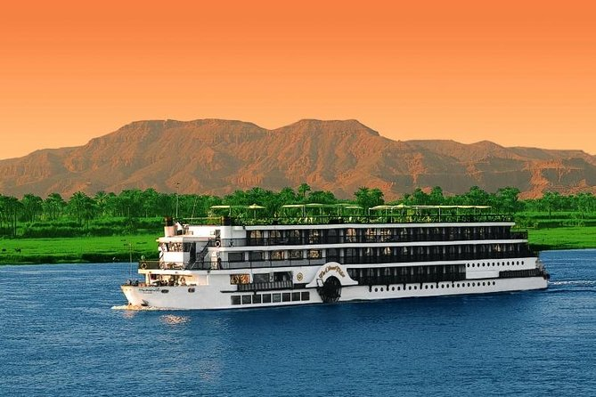 3 Nights 4 Days Nile River Cruise 5 stars from Luxor to Aswan