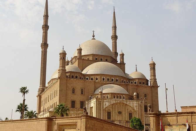 Cairo Historical & Heritage Tour Visit the Old Churches & The Citadel & Bazaar