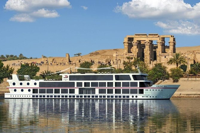 River Cruise Tour on the Nile Luxor to Aswan- Sightseeing & Guide & Meals Inc