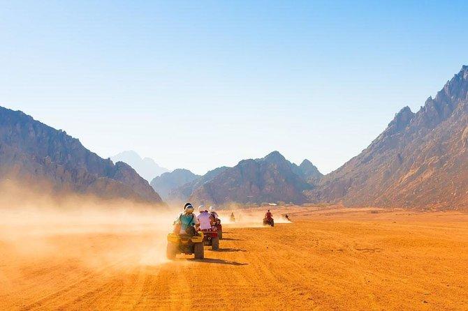 Sharm El Sheikh Quad Bike Trails-Quad Biking Safari & Adventures