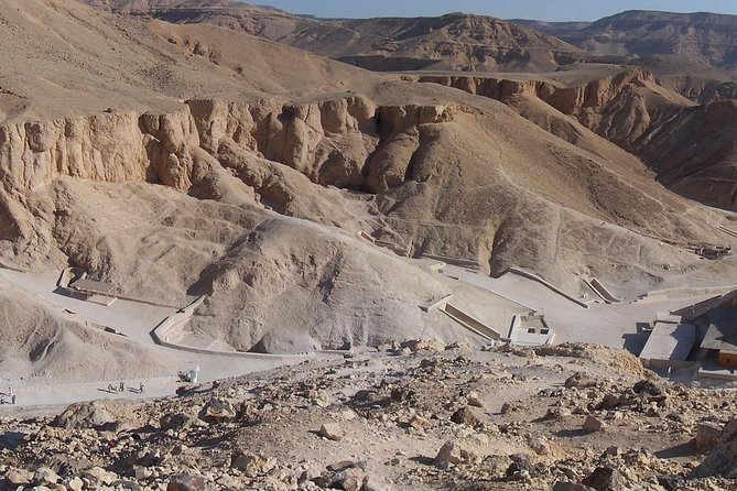 Full Day Tour to Luxor West Bank with Private Guide and Lunch