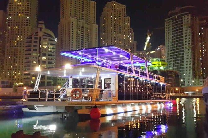 Dubai Dinner Dhow Cruise -Enjoy Dinner with Live Show on Board of Arabian Cruise