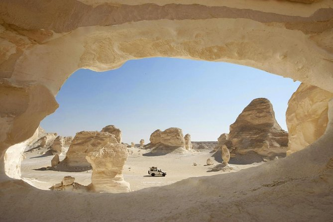 Egypt White Desert Safari-Overnight Camping & Safari & Dune Bashing
