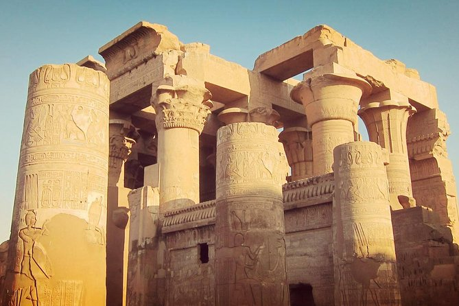 From Luxor Discover Edfu & Kom Ombo Temples With Private Guide
