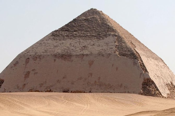 Discover The Mysteries of The Pyramids in Giza & Sakkara & Dahshur With Guide