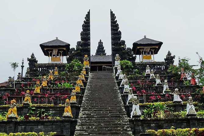Full Day Kintamani Village and Besakih Temple Private Chartered Car Tour from Bali