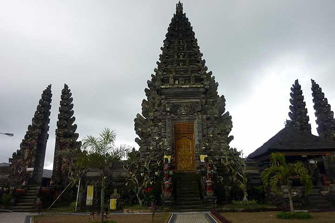 Private Chartered Car to Bali Temples and Kintamani