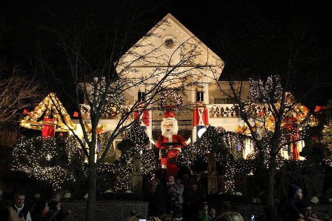 Dyker Heights Brooklyn Christmas Lights Tour