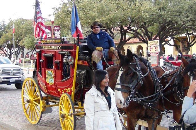 6 uur onder begeleiding van de beste historische rondleiding door Fort Worth
