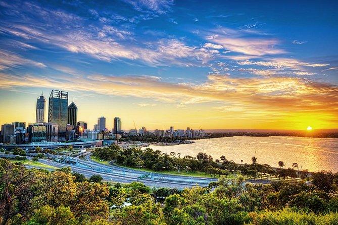 Visites privées de Perth et Fremantle en véhicule de luxe