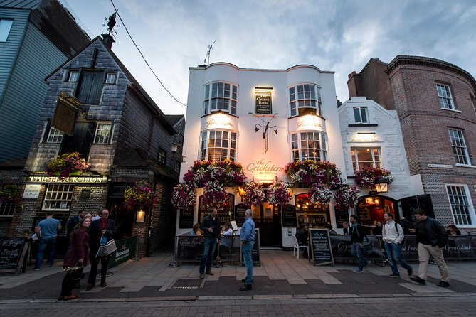 Secrets of the Lanes: Spaziergang in Brighton