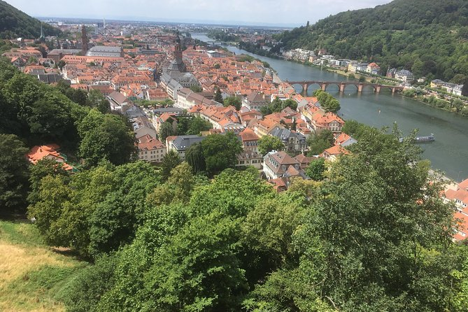 Heidelberg Private Half-day excursion with Hotel Pick-Up