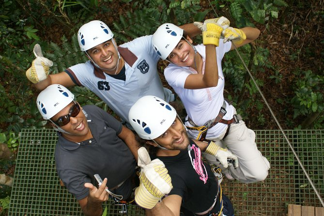 Half Day Fiji Zip-Line Tour at Pacific Harbour photo 3