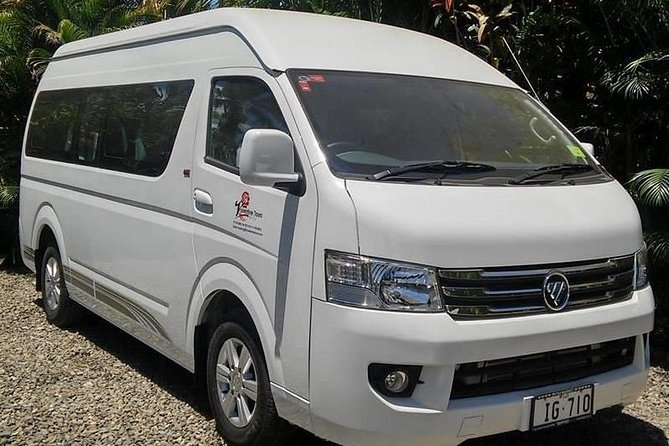 Shared Shuttle Arrival Transfer - Nadi Airport to Hotel