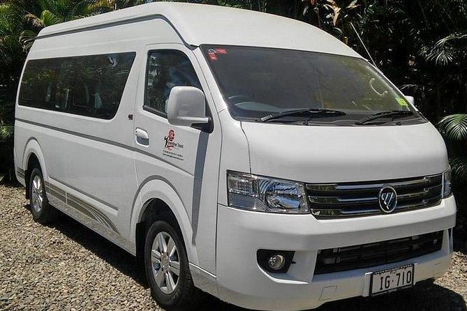 Shared Shuttle Departure Transfer - Hotel to Nadi Airport