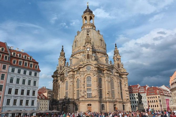 Prague to Berlin via Dresden - private transfer with 4-Hours tour in Dresden