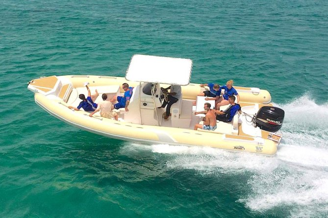 Private Speedboat Tour For 7 Persons