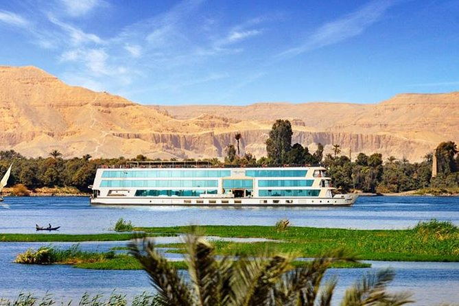 Nile Cruise package from Hurghada