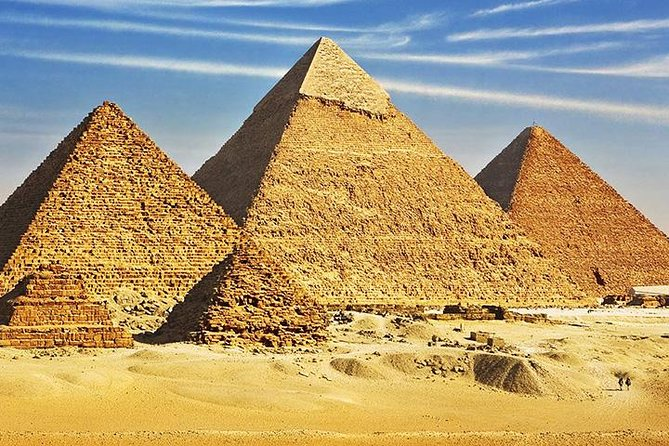 Giza Pyramids, Sphinx ,Egyptian Museum ,Old Cairo Tour