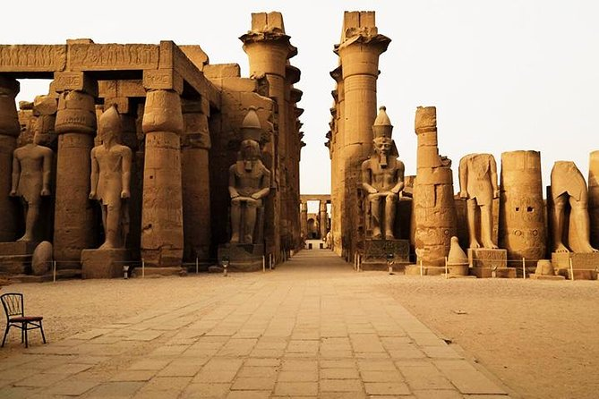 Luxor East Bank (Karnak tample & Luxor Temple)