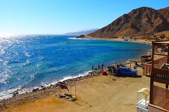 Abu Galum and Blue Hole Snorkeling with Lunch at Dahab