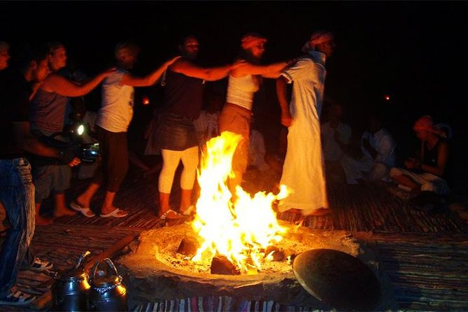 Camel riding and Bedouin dinner and Stargazer from Sharm el Sheikh