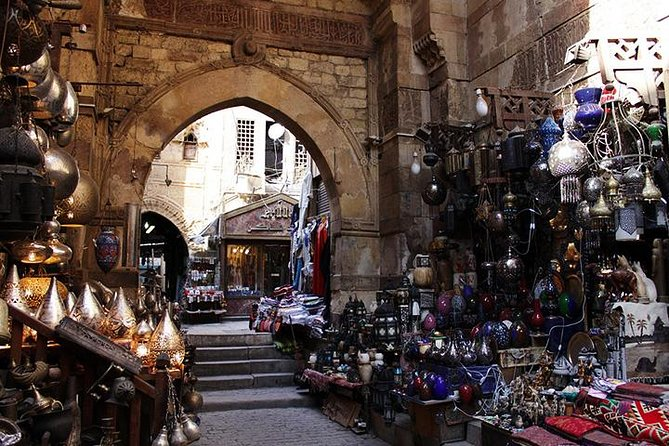 Egyptian Museum, Citadel and Old Cairo