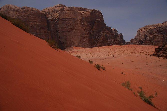 Wadi Rum Trips from Aqaba port