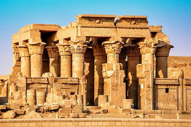 Kom Ombo and Edfu Temples from Aswan