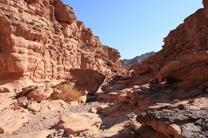 The Coloured Canyon / White Canyon From Dahab
